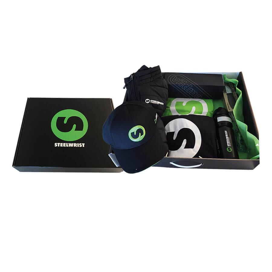Merchandisingbox 2pcs Steelwrist
